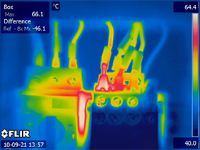 electrical-thermography
